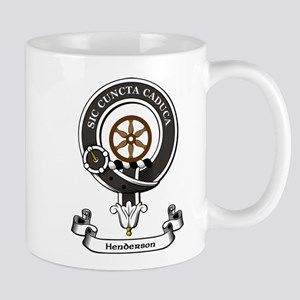 Badge-Henderson [St. Laurence] 11 oz Ceramic Mug